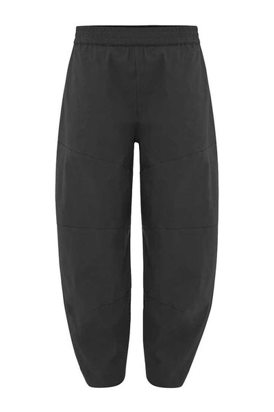 Cropped Tuscan Pant in Black Bottoms Mela Purdie