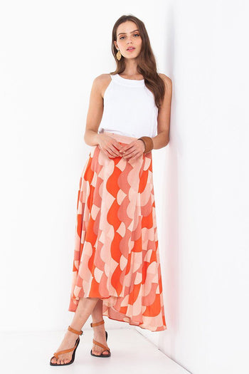 Amis Skirt in Summer Nude