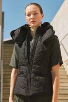 Nivi Two-In-One Padded Vest