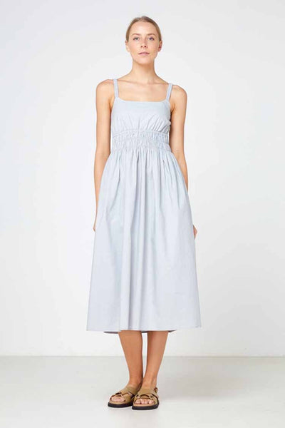 Di Nera Dress in Sea Dresses Elka Collective
