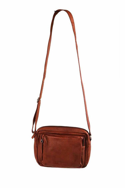 Downtown Bag in Mustang Brown Accessories Sticks & Stones