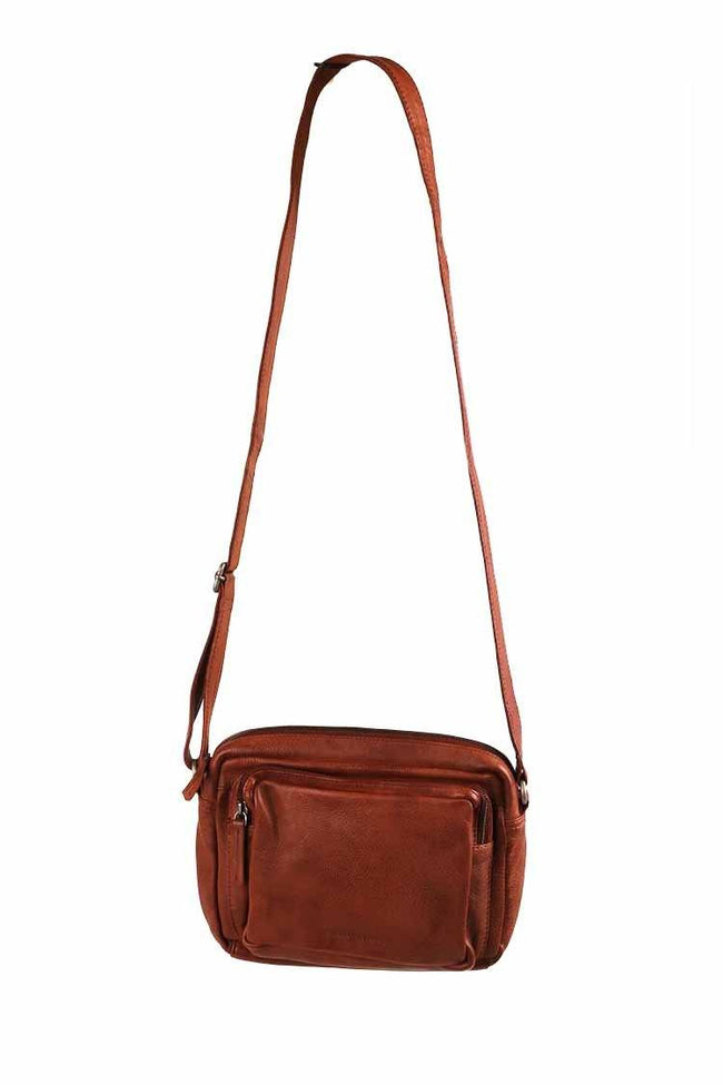 Downtown Bag in Mustang Brown