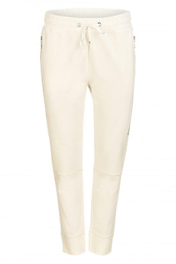 Drawstring Pants in Cream