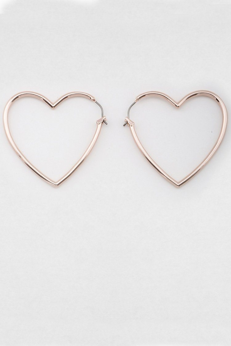 Cindy Heart Hoop