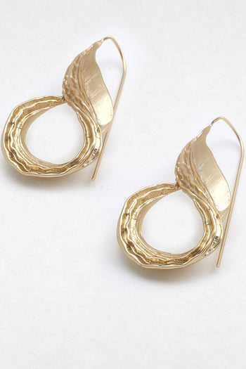 Paola Earring  in Gold