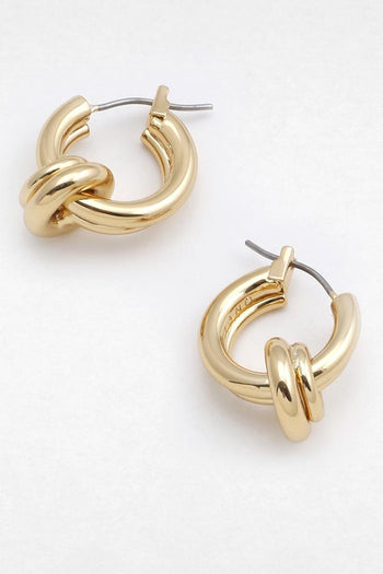 Francesca Earring in Gold