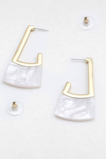 Nanu Earring in Gold