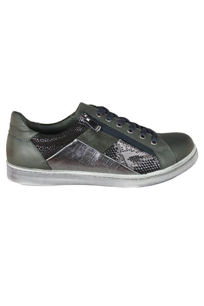EG01 in Dark Grey Shoes Cabello