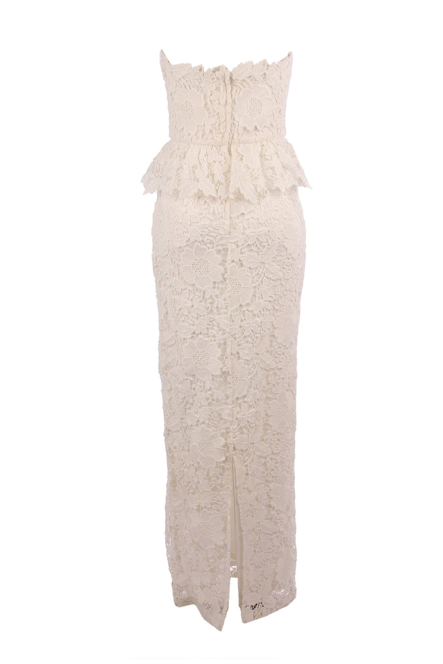 Prepose Gown in Ivory