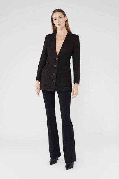 Eleanor V-Neck Jacket Jackets & Outerwear Camilla & Marc