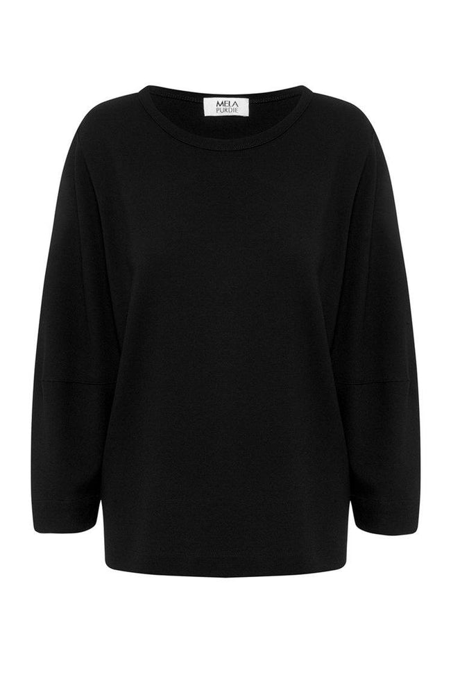Dune Sweater in Black