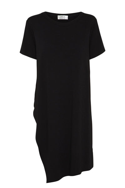 Envelope Tunic in Black Tops Mela Purdie