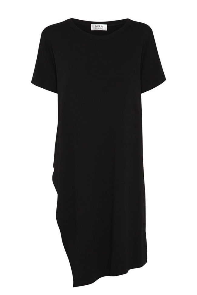 Envelope Tunic in Black