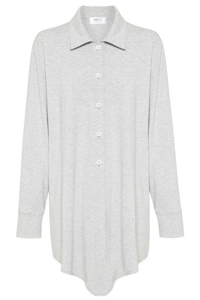 Sprint Shirt in Mist Marl