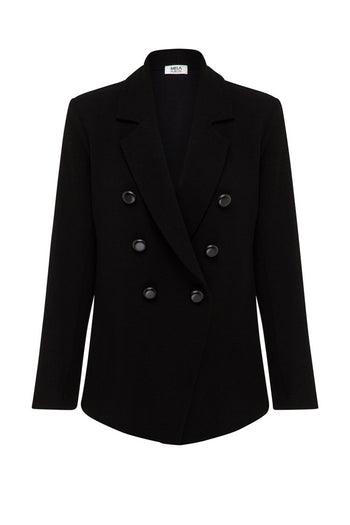 D.B. Blazer in Black