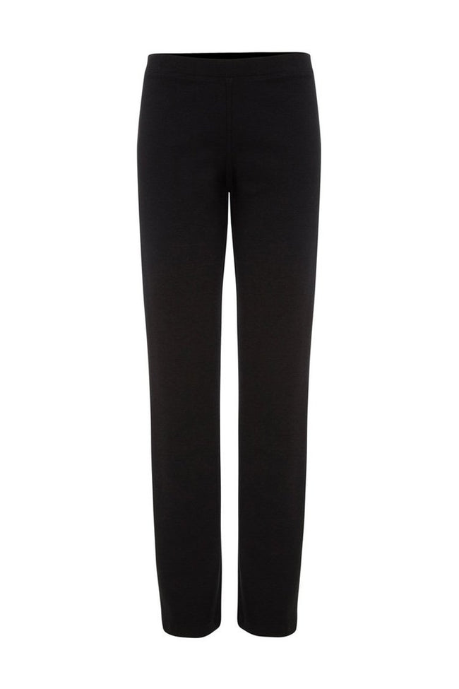 Slim Pant in Black