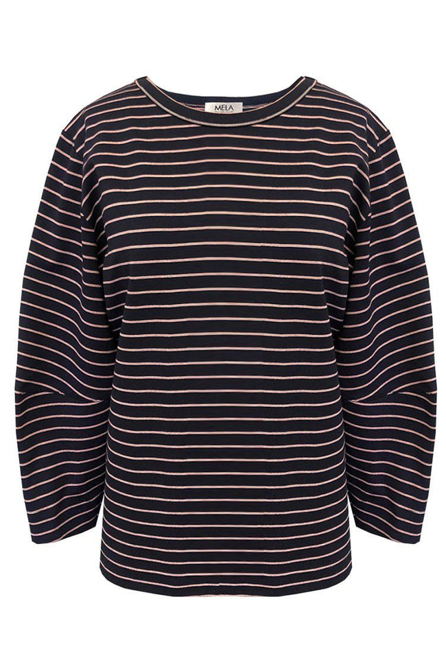 Dune Sweater in St Barts Stripe