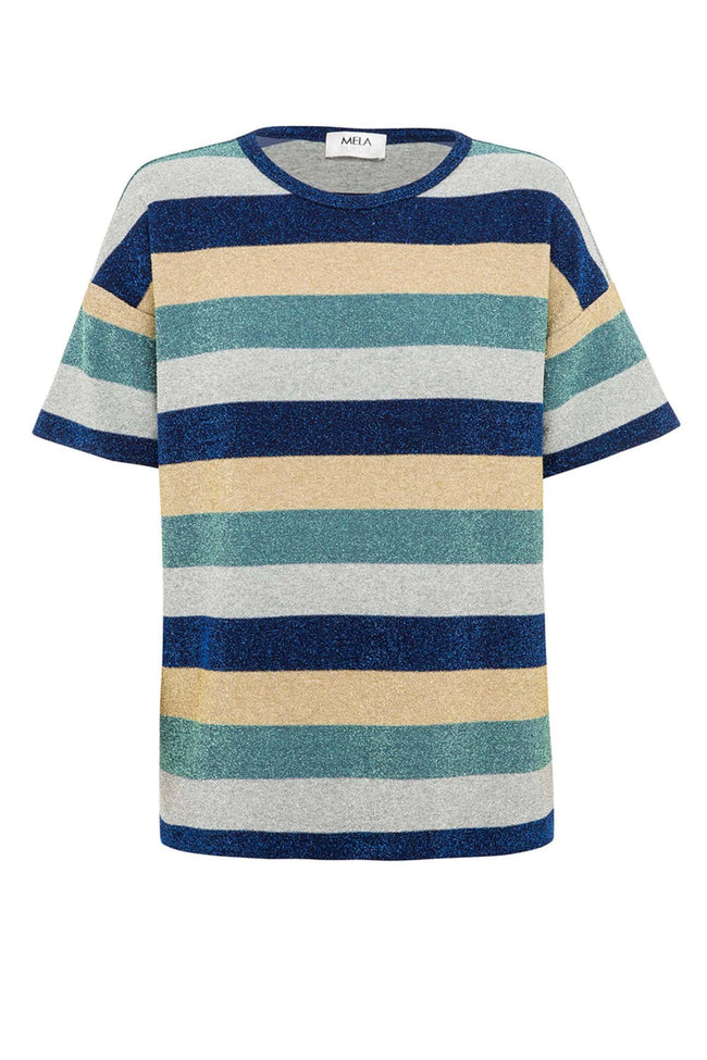Cube T in Rainbow Stripe