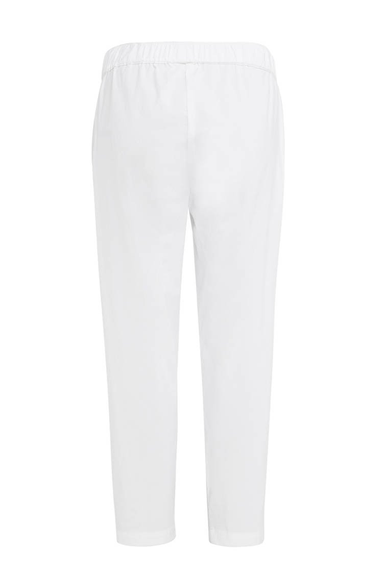 Nomad Pant in White