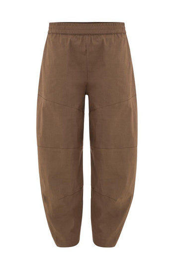 Cropped Tuscan Pant in Syrup
