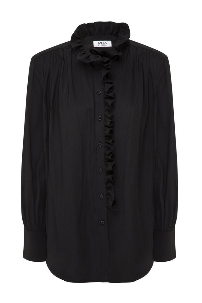 Verona Blouse in Black