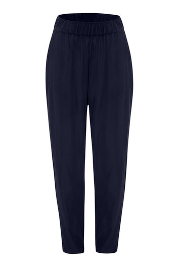 Soft Nomad Pant in Navy