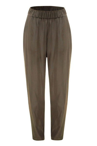 Soft Nomad Pant in Sepia Bottoms Mela Purdie