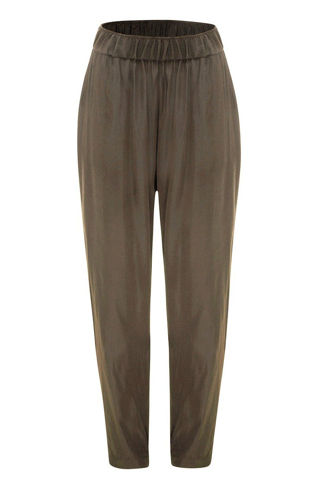 Soft Nomad Pant in Sepia
