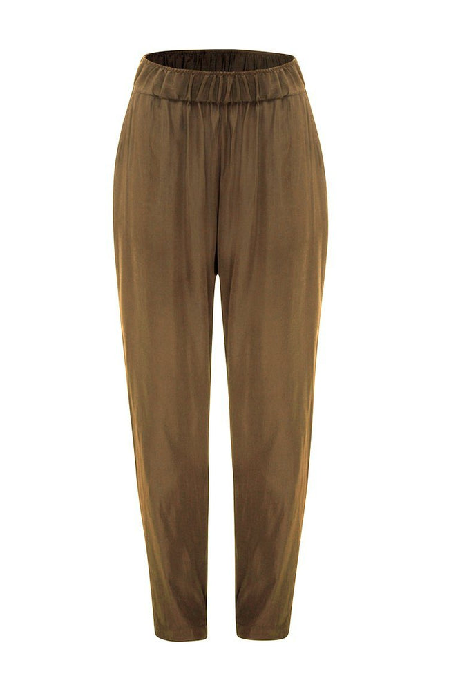 Soft Nomad Pant in Raffia