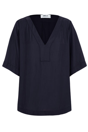 Tab Plaza T Mache in French Navy