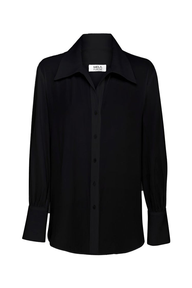 Avenue Shirt in Black