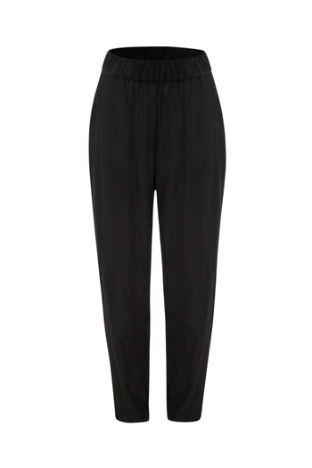 Soft Nomad Pant in Black