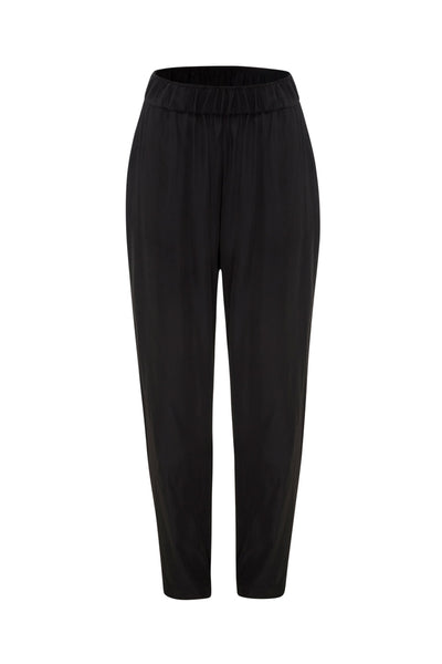 Soft Nomad Pant in Black Bottoms Mela Purdie