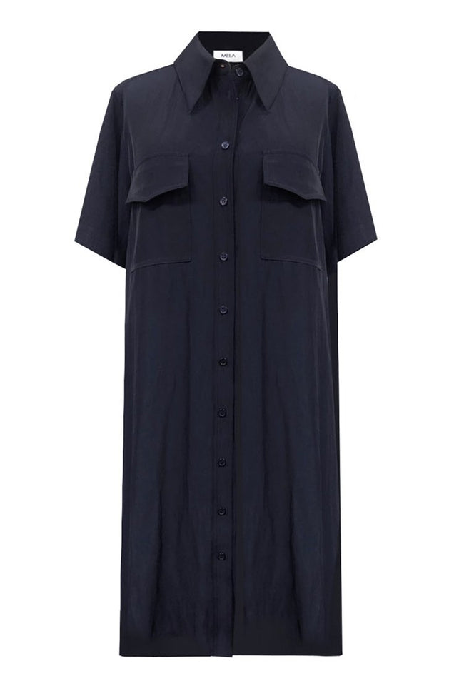 Dune Dress in Navy