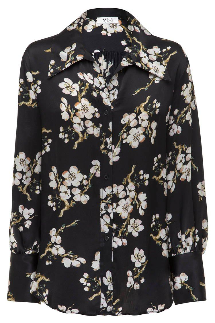Avenue Shirt in Cherry Blossom