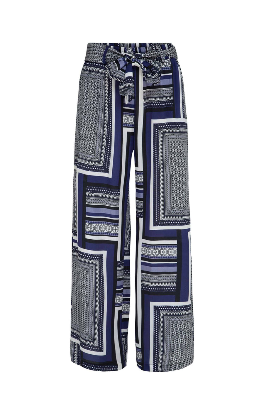 Maxi Retreat Pant in Riviera