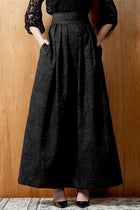 The Met Maxi Skirt