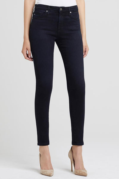 Farrah High-Rise Skinny Ankle Jeans Bottoms Adriano Goldschmied