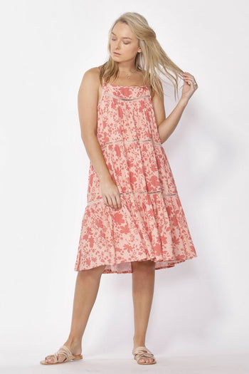 Lucie Babydoll Dress