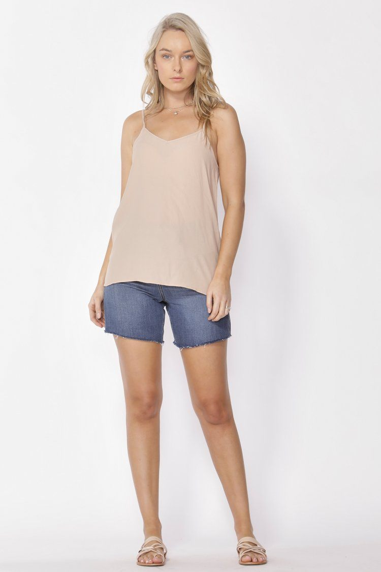 Song of Summer Camisole in Biscuit | FINAL SALE