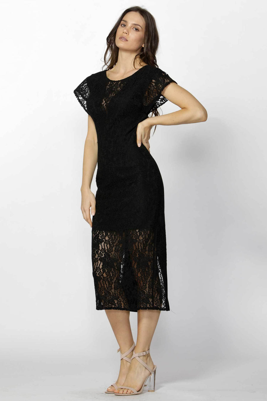Shop Online Clementina Dress by Fate + Becker  Frockaholics Dresses