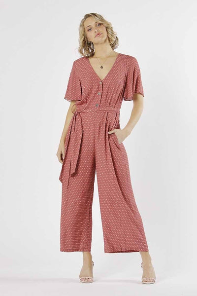 Vision of Love Jumpsuit Jumpsuit / Playsuit Fate + Becker