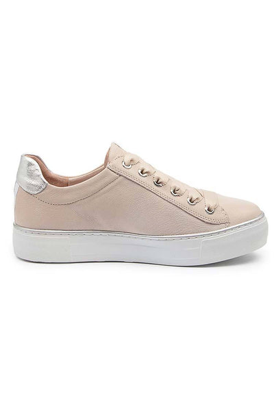 Finni Sneaker in Dusty Pink Shoes Django & Juliette
