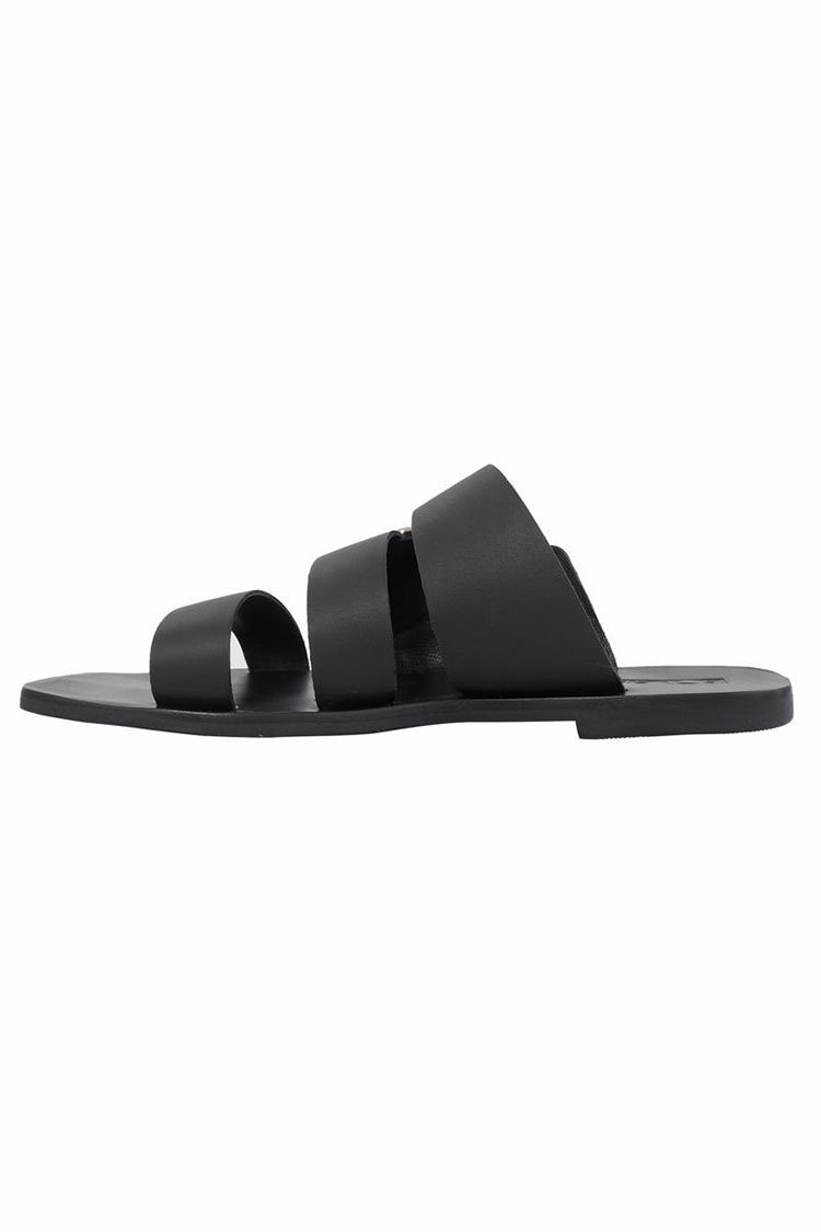 Foster Slide in Black