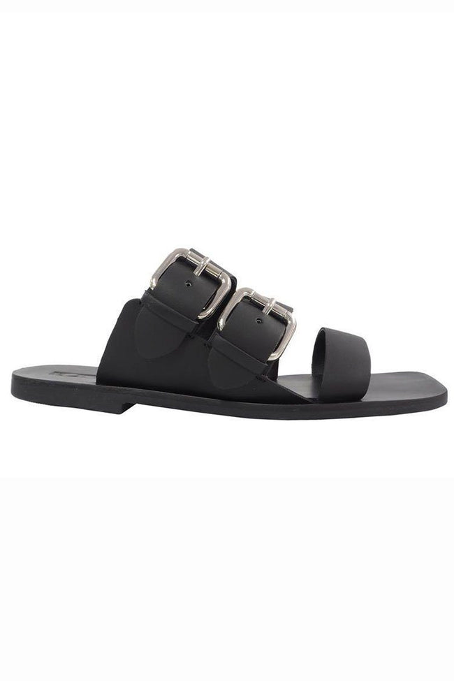 Foster Slide in Black | FINAL SALE