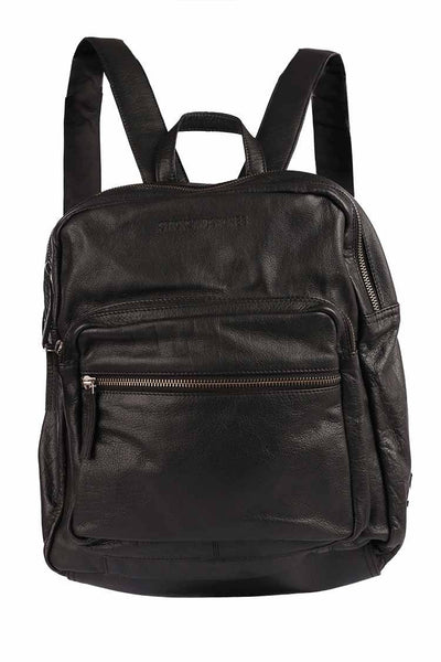 Francisco Backpack in Black Accessories Sticks & Stones