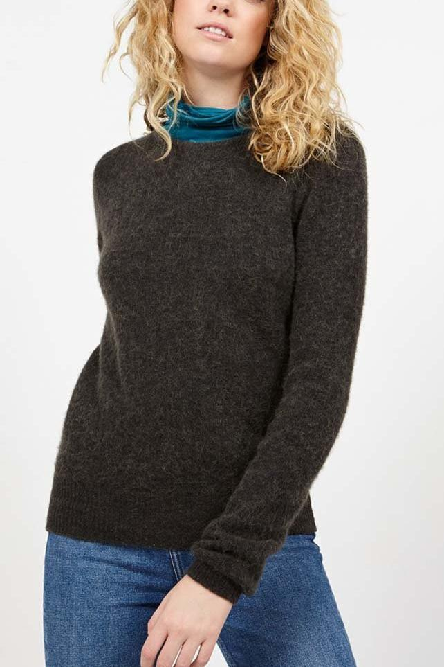 Hanapark Jumper in Carbon