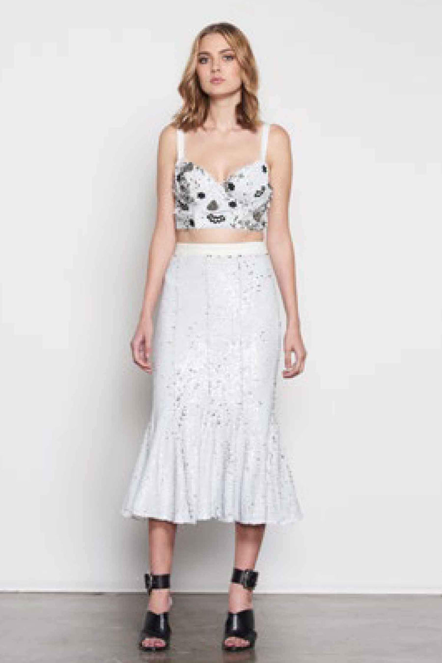 Another Language Midi Skirt by Isla by Talulah Frockaholics.com