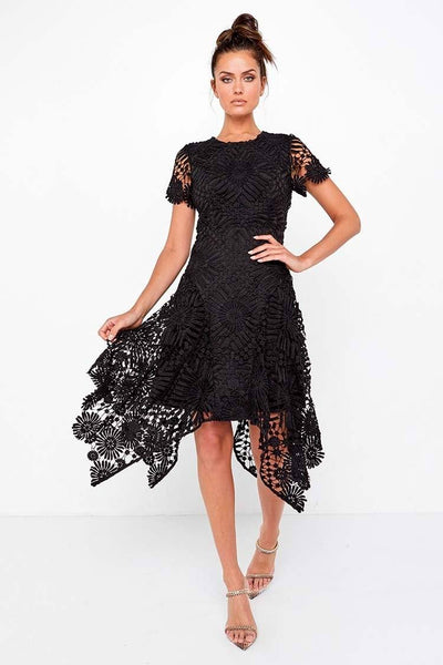 In Your Eyes Dress in Black Dresses Mossman