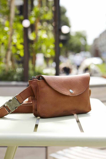 Indio Belt Bag in Cognac